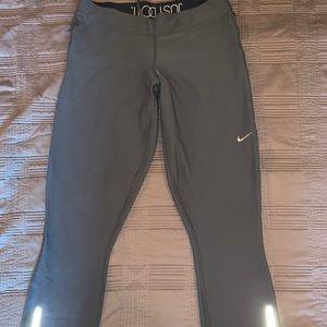 Nike running crop leggings